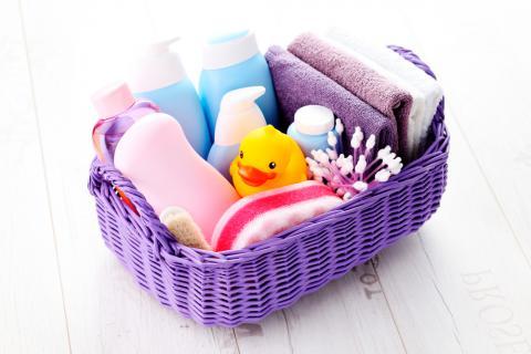 productos adecuados limpieza del hogar con bebé